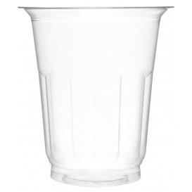 Plastic Container PET Crystal 235ml Ø8,1cm (1380 Units)