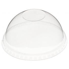Plastic Dome Lid PET Closed 270ml Ø9,3cm (100 Units)