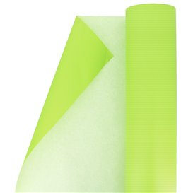 Paper Roll of Gift Wrap African Green 100m (1 Unit)
