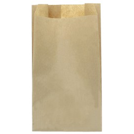 Paper Food Bag Kraft 22+11x42cm (1000 Units)