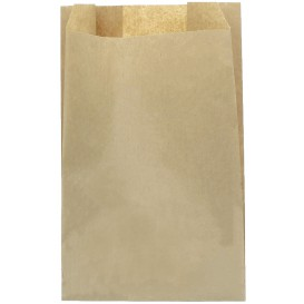Paper Food Bag Kraft 30+9x58cm (1000 Units)