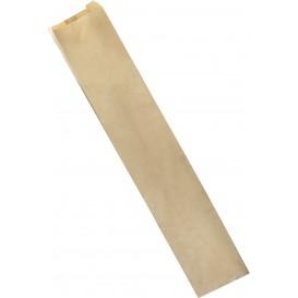 Papieren zak kraft 9+5x24cm (1000 eenheden)
