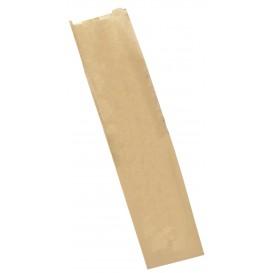 Papieren zak kraft 9+5x32cm (250 eenheden)