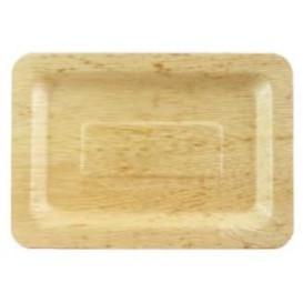 Bamboo Tray 20x14x1cm (100 Units)