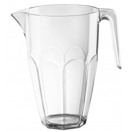 Plastic Jar Reusable Clear SAN 2250ml (1 Unit)