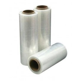 Pallet Stretch Wrap Film Manual 5cm 2,1Kg Clear (6 bobinas)