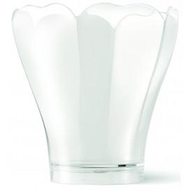 "Tasting Plastic Bowl PS ""Tulipa Lily"" Clear 160 ml (480 Units)"