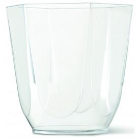"Tasting Plastic Bowl PS ""Exa"" Clear 120 ml (50 Units)"