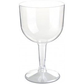 Reusable Plastic Glass for Gin PS Crystal 660ml 2P (100 Units)