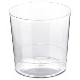 Plastic Cup PS Crystal Hard 330ml (510 Units)