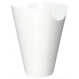 "Tasting Plastic Container PP ""Click-Clack"" White 80ml (400 Units)"