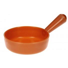 Plastic Serving Mini Pot Tray PP Ø5,5x1,8cm (300 Units)