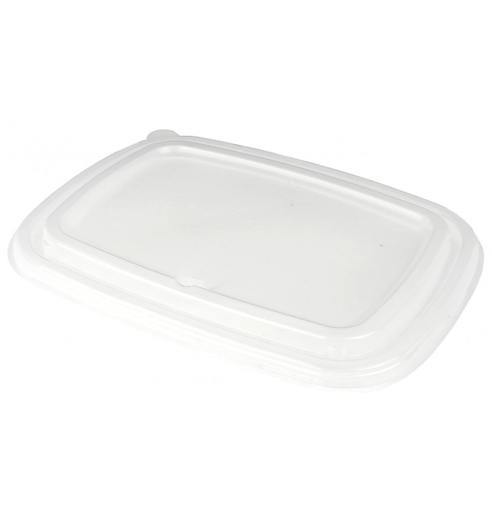Plastic Lid PET for Tray 21x16cm (50 Units)