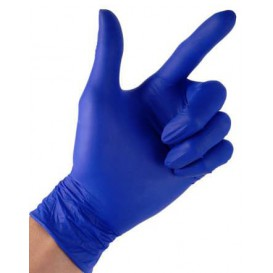 Nitrile Gloves Blue Size S 4,5G (1000 Units)