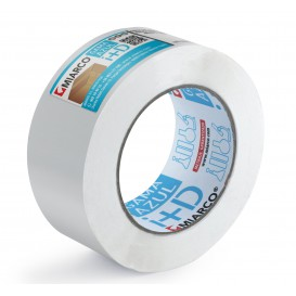 Adhesive Tape Roll PP 4,8cmx132m White (36 Units)