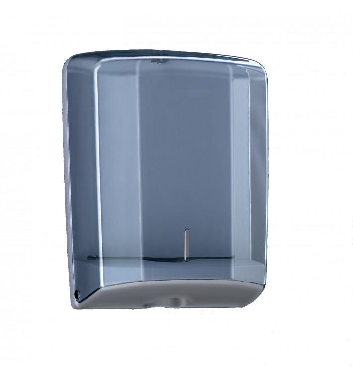 "Paper Towel Dispenser ""ABS"" Elegance ""Smoked"" (1 Unit)"