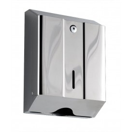 Paper Towel Dispenser Stainless Steel 430 (1 Unit)