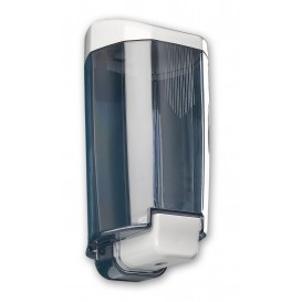 Plastic Soap Dispenser ABS Smoked 1000ml (1 Unit)
