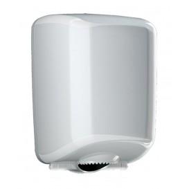 Plastic Paper Dispenser ABS Center Pull White (1 Unit)