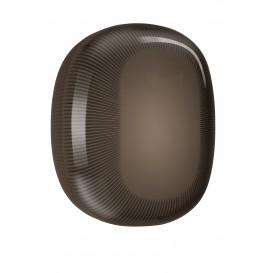 Polycarbonate Paper Dispenser Center Pull Black (1 Unit)