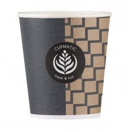"Paper Cup ""Cupmatic"" 6 Oz/192ml Ø7,0cm (100 Units)"