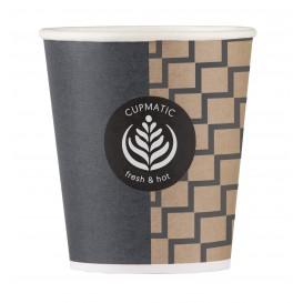 "Paper Cup ""Cupmatic"" 6 Oz/192ml Ø7,0cm (3000 Units)"