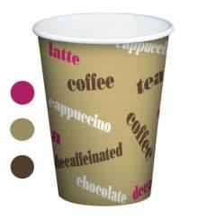 "Paper Cup ""Cupmatic"" 8 Oz/210ml Ø7,0cm (100 Units)"