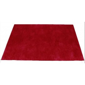 Novotex Placemat Burgundy 50g 35x50cm (500 Units)