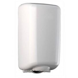 Plastic Paper Dispenser ABS Mini Center Pull White (1 Unit)
