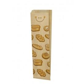 """Paper Food Bag """"Panes"""" 9+5x50cm (1000 Units)"""