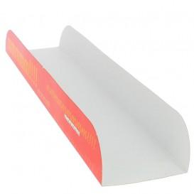 Paper Baguette Tray 30x6,1x3,2 (100 Units)