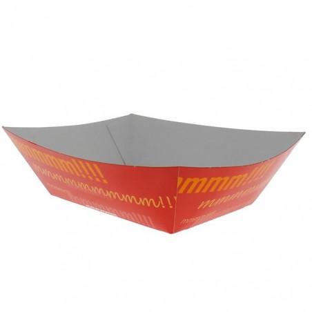 Barqueta 525ml Cartoncillo 12,1x8,1x5,5cm (600 Uds)