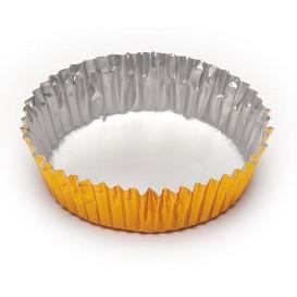 Foil Baking Cup 4,7x4x1,2cm (100 Units)
