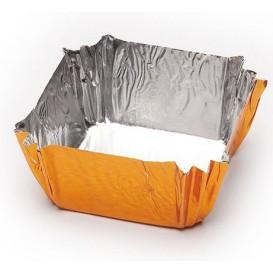 Foil Baking Cup 3,6x3,6x1,7cm (100 Units)