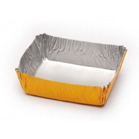 Foil Baking Cup 5,2x4,2x1,5cm (100 Units)
