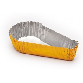 Foil Baking Cup 6,7x6x1,5cm (100 Units)