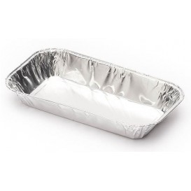 Foil Pan 425ml 22,8x12,8cm (125 Units)