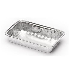 Bandeja de Aluminio 360ml 156x116mm (2200 Units)