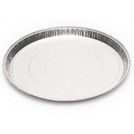 Foil Pan Round Shape 20cm 240ml (1500 Uds)