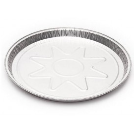 Foil Pan Round Shape 25cm 790ml (150 Units)