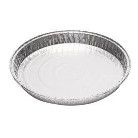 Foil Pan Round Shape 27,5cm 1150ml (500 Uds)