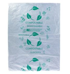 Plastic Bag Block 30x40cm G40 (5.000 Units)