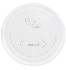Lid for Container PLA 235,355,470,940ml (50 Units)