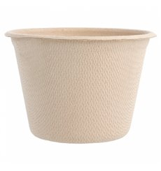 Sugarcane Container Natural 140ml (1000 Units)