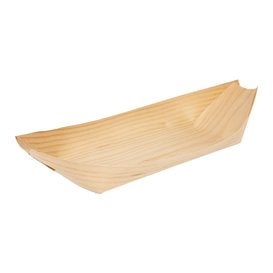 Pine Leaf Tray 25x11x2,5cm (2000 Units)