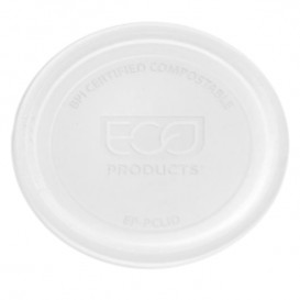 Lid for Portion Cup PLA 60, 88 and 120ml (2.000 Units)