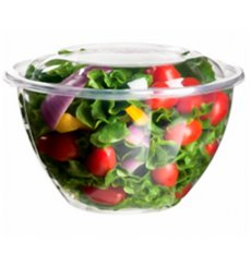 Salad Bowl with Lid PLA 1420ml (150 Units)