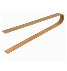 Bamboo Serving Tong 16cm (100 Units)