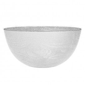 Plastic Bowl PLA Biodegradable Clear 90 ml (500 Units)