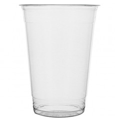 Cornstarch Cup PLA Bio Clear 330ml Ø7,8cm (50 Units)